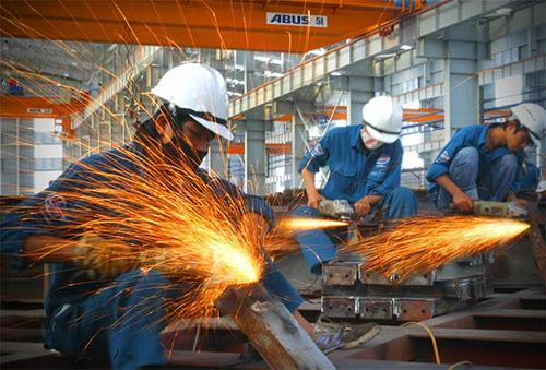 Ngành công nghiệp nặng