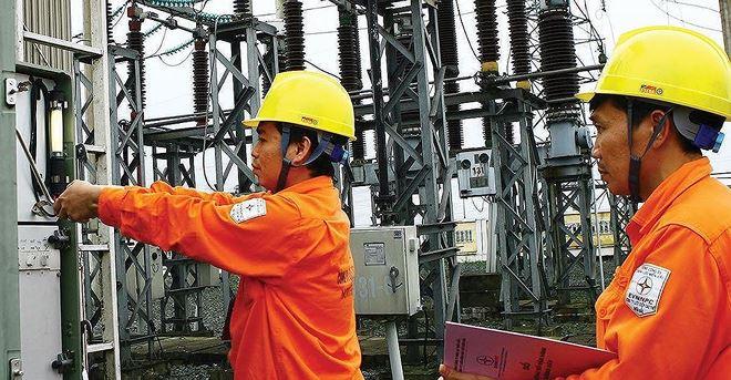 Sản xuất điện